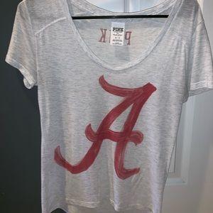 pink Alabama tee